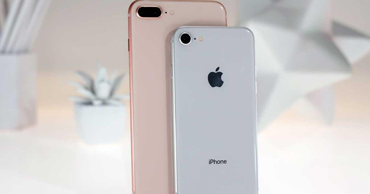 iPhone8とiPhone8プラスの特徴